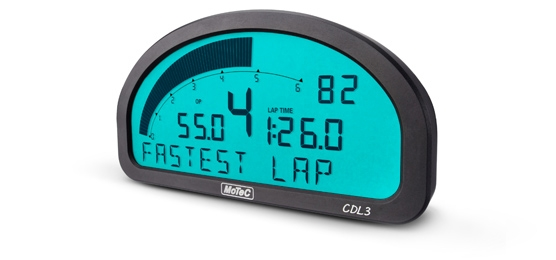 MoTeC Club Data Logger 3